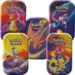 The Pokemon Company POKEMON MINI TINS KANTO POWER