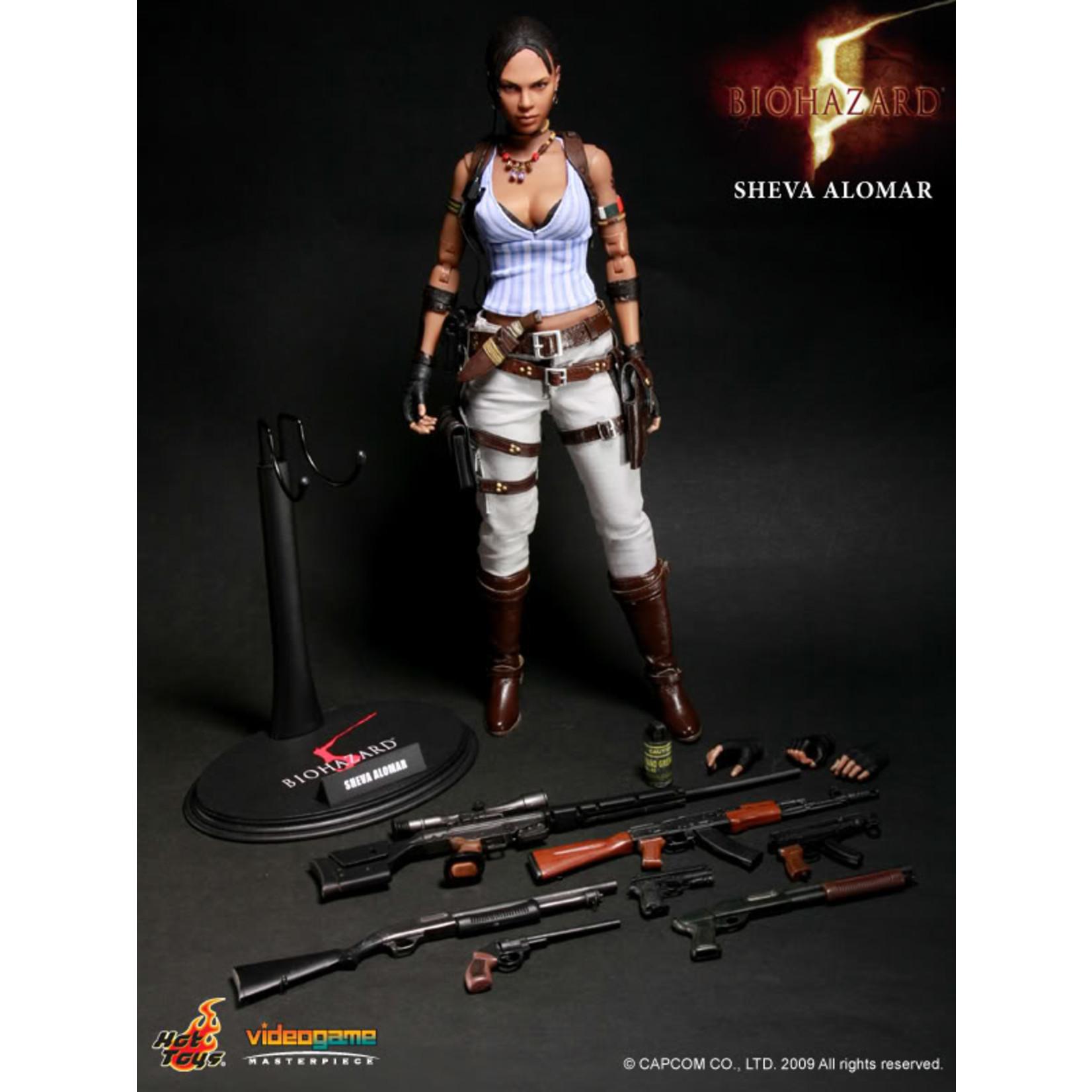 Hot Toys Resident evil 5 - Sheva Alomar BSAA ver VGM07