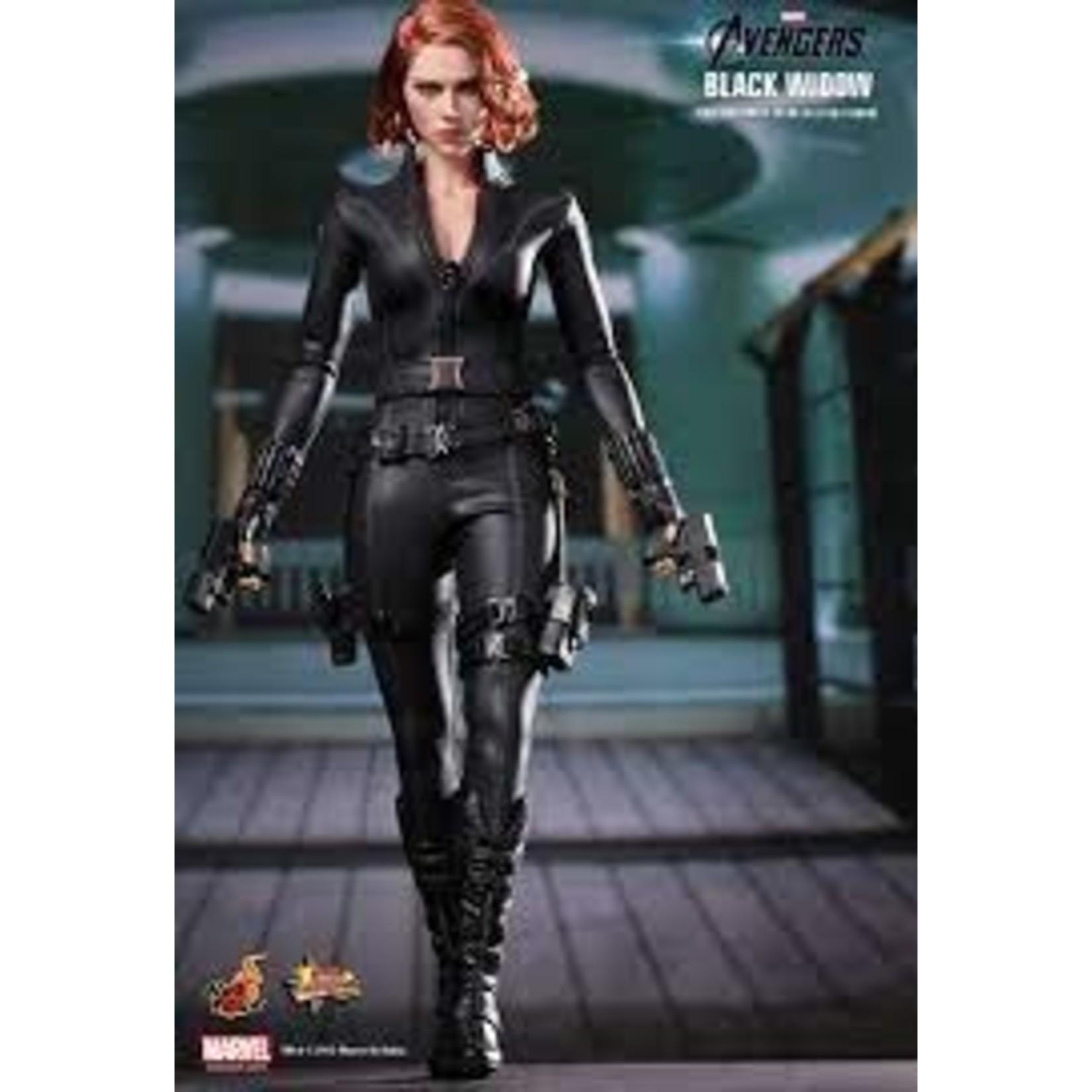 Hot Toys The Avengers - Black Widow MMS178