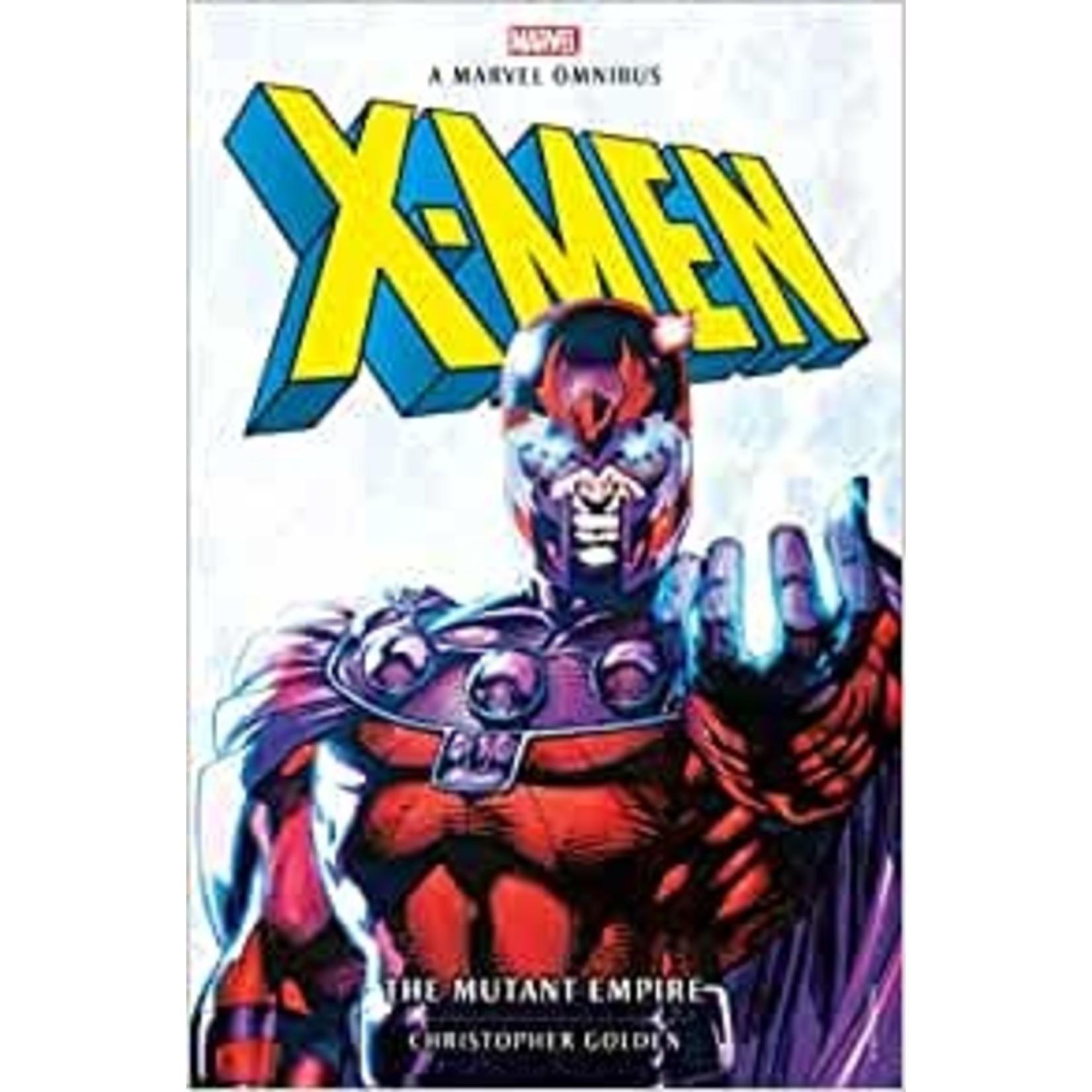 Titan Books X-MEN: MUTANT EMPIRE
