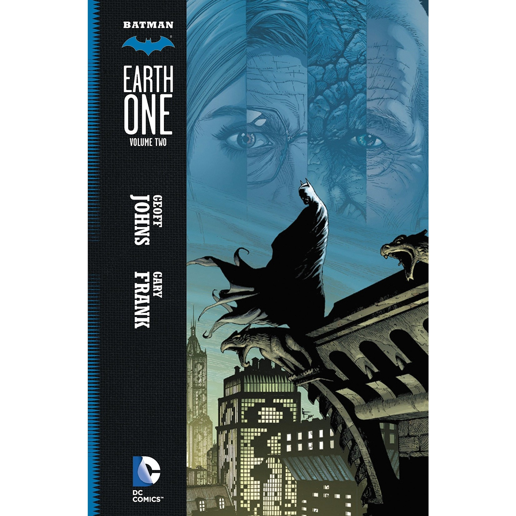 DC Comics BATMAN: EARTH ONE VOL. 2