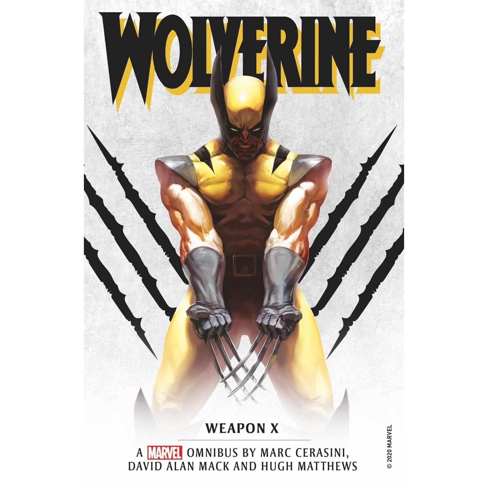 Titan Books WOLVERINE WEAPON X