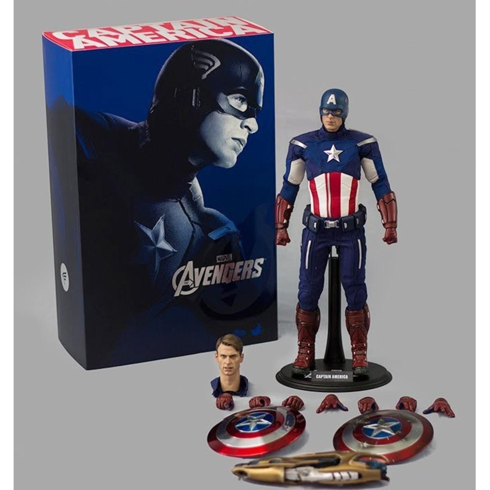 Hot Toys The Avengers - Captain America MMS174