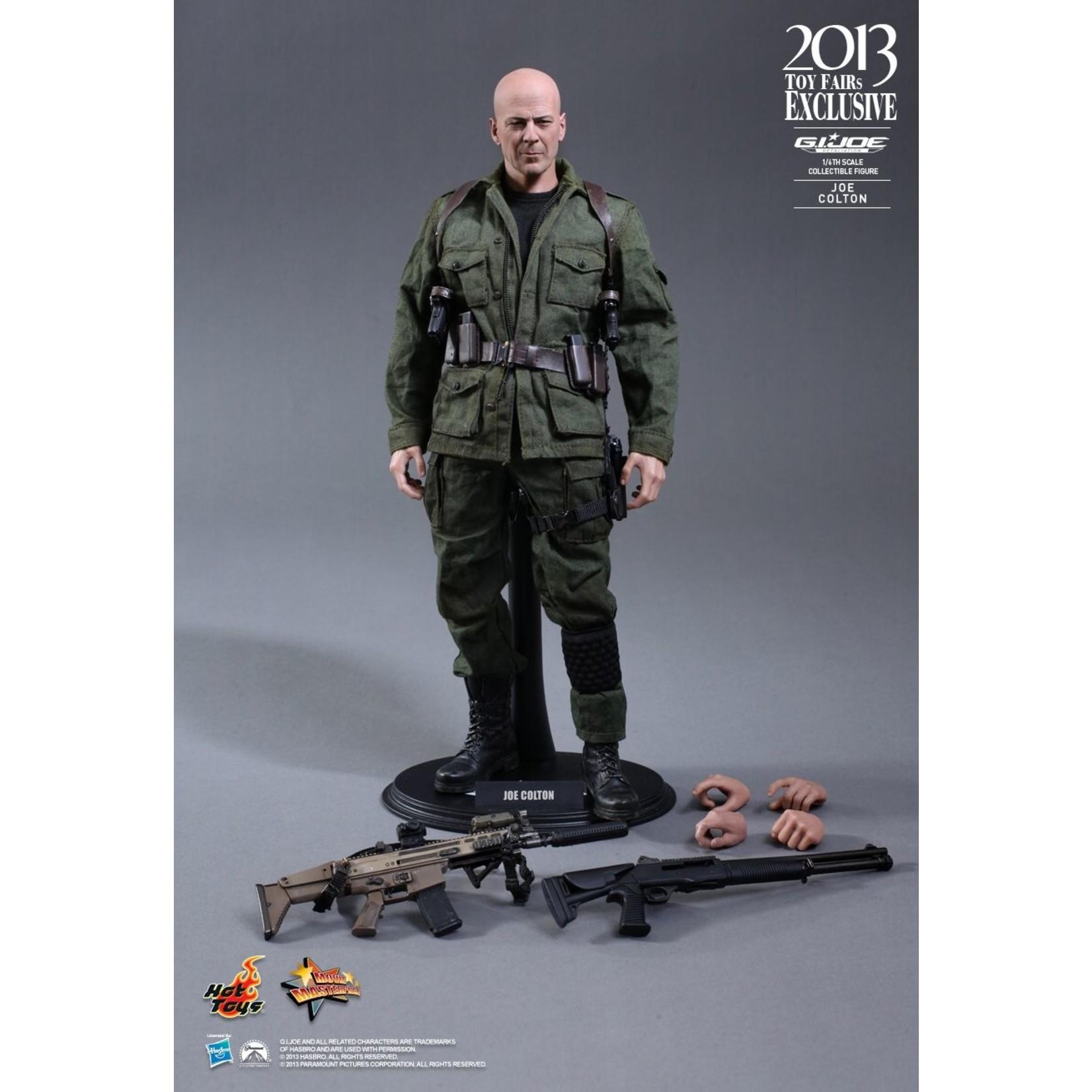 Hot Toys G.I. Joe Retaliation - Joe Colton MMS206