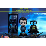 Hot Toys Cosbaby COSB245 Batman v Superman - Bruce wayne/batsuit/robin suit set