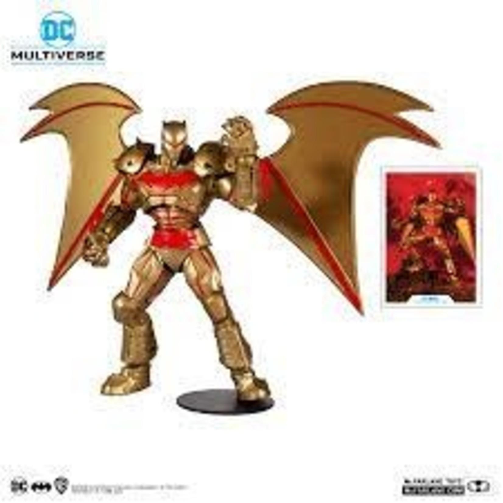 McFarlane Toys DC MULTIVERSE HELLBAT LUNAR NEW YEAR EDITION