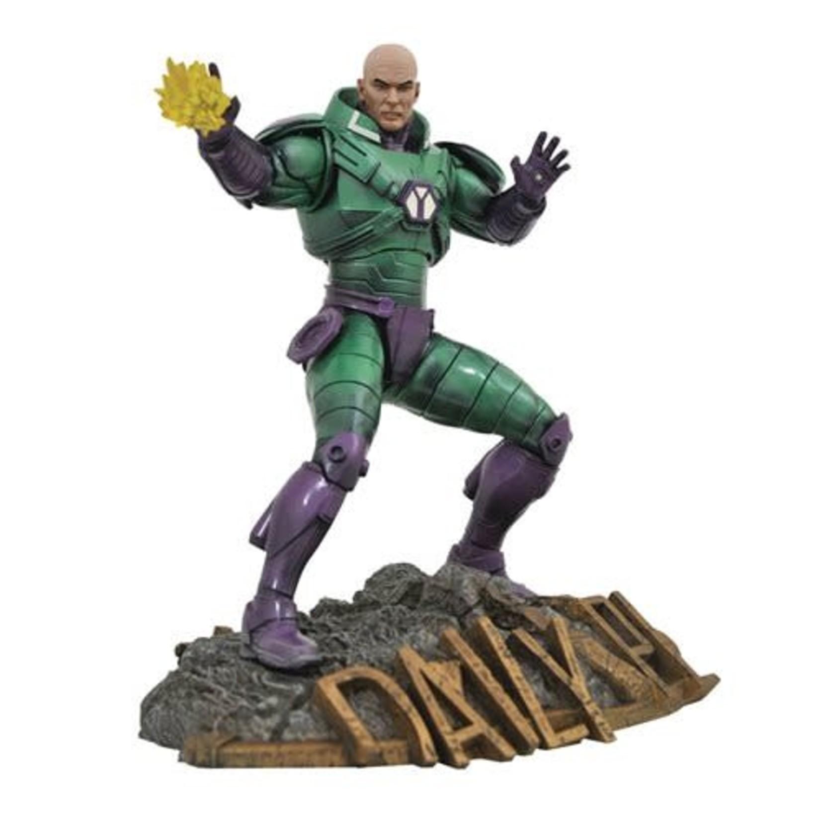 Diamond Select DC Comic Gallery Lex Luthor Statue