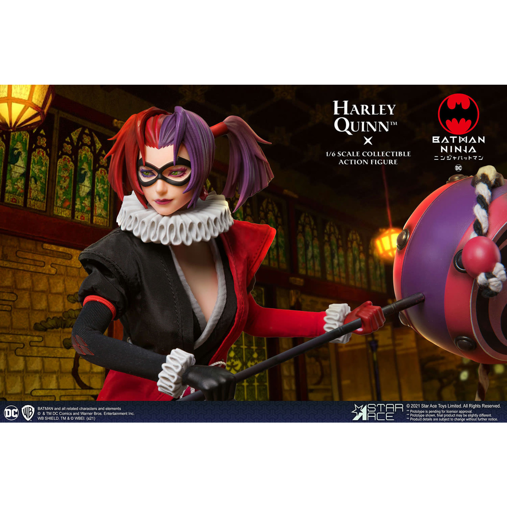 Star Ace [Preorder] Harley Quinn Deluxe 1/6 figure