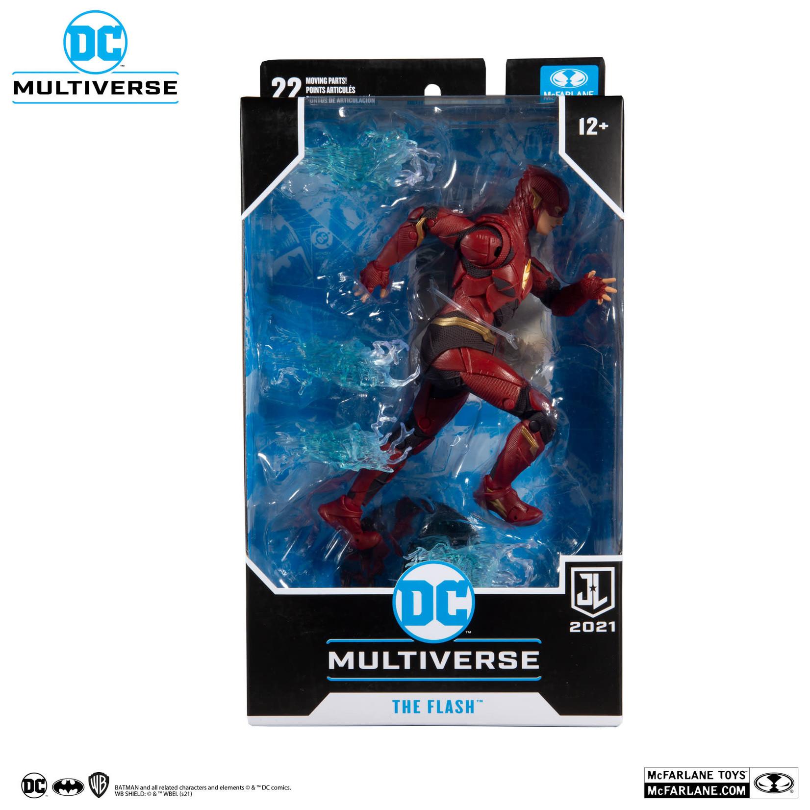 McFarlane Toys DC JUSTICE LEAGUE MOVIE - FLASH