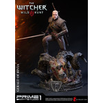 Prime 1 Studio The Witcher Wild Hunt - GERALT OF RIVIA 1/4 statue