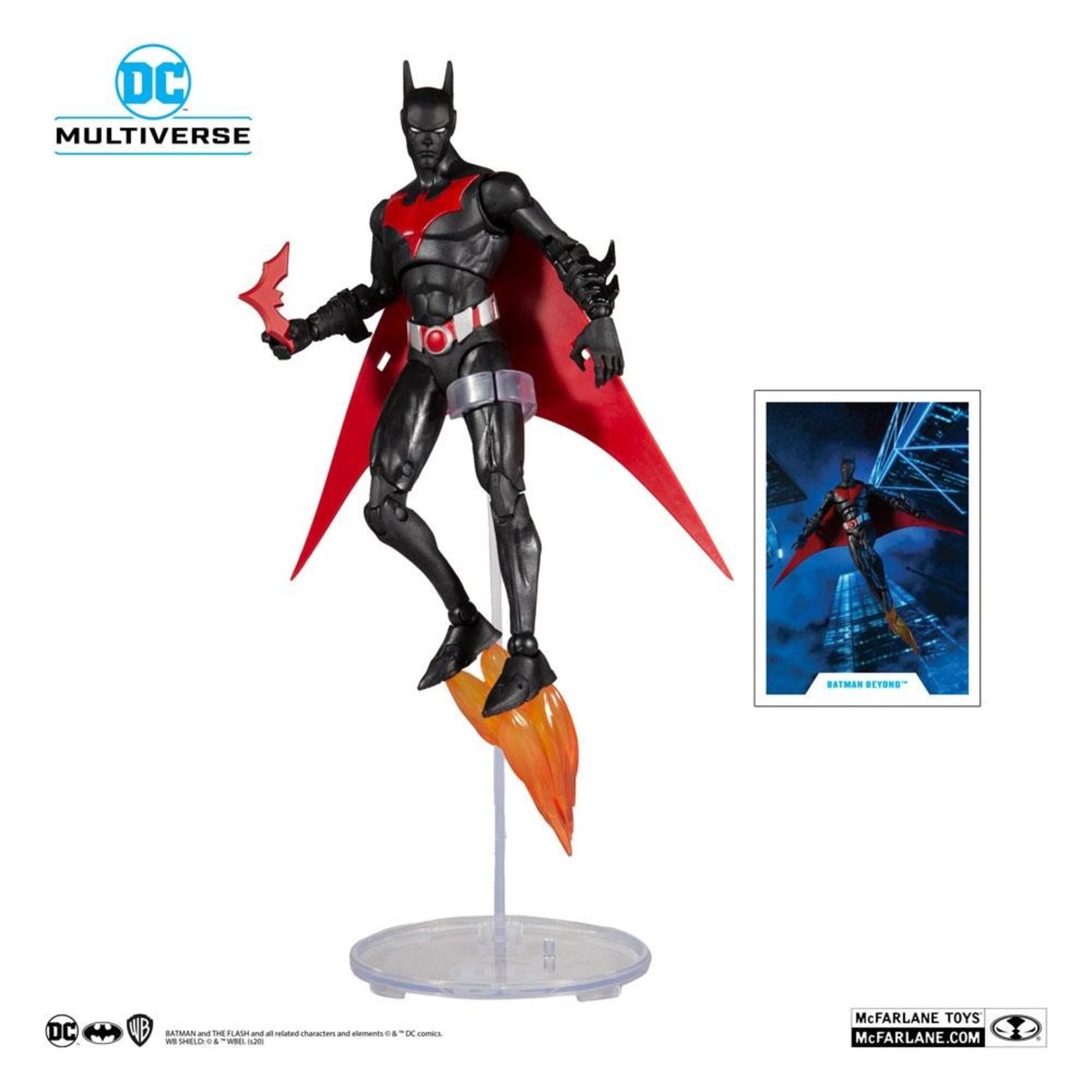 McFarlane Toys DC MULTIVERSE BATMAN (BATMAN BEYOND)