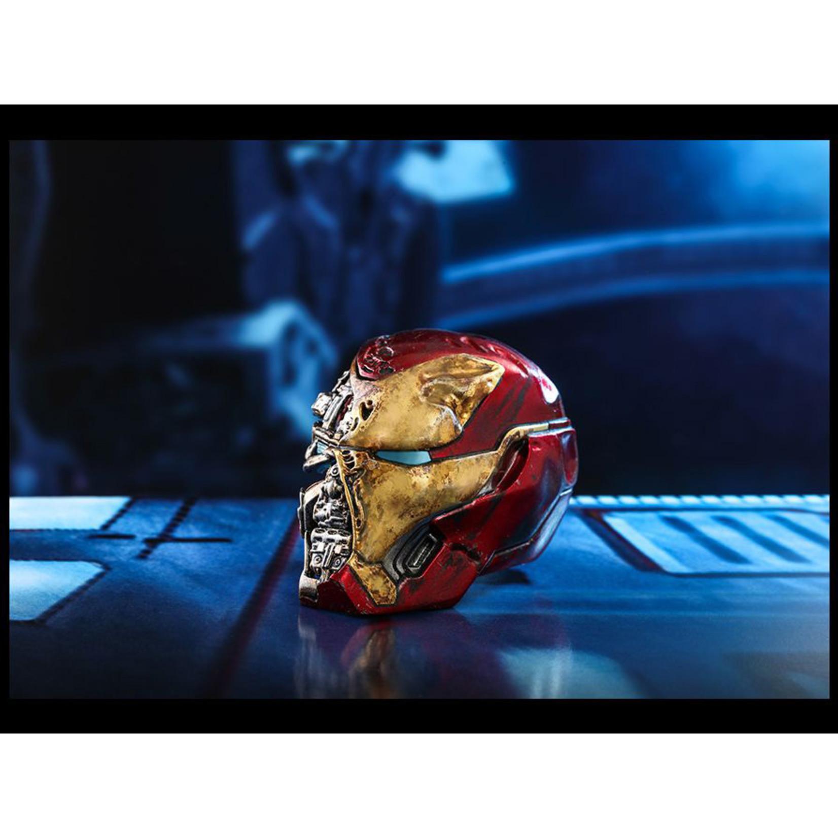 Hot Toys MMS537 Avengers Endgame - Tony Stark (team suit)