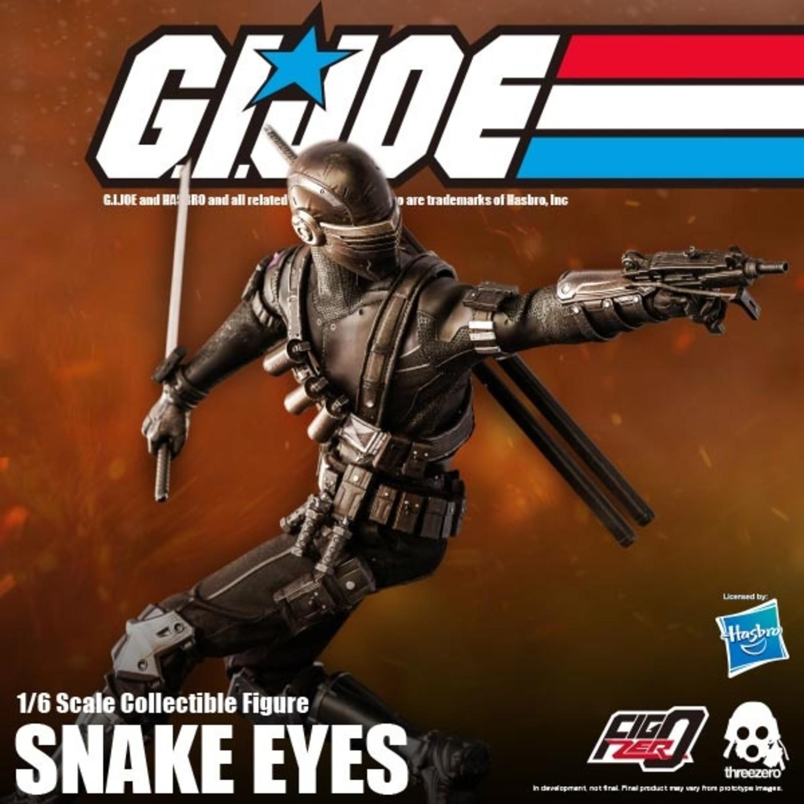 threezero G.I. Joe - Snake Eyes