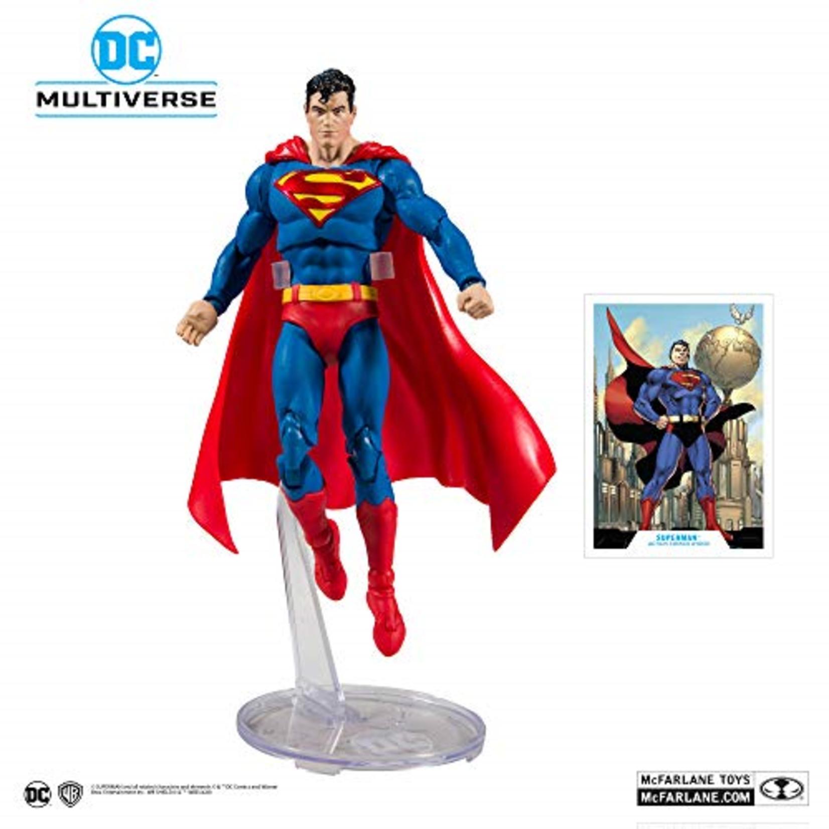 McFarlane Toys McFarlane Toys - DC Multiverse Superman Action Comics #1000
