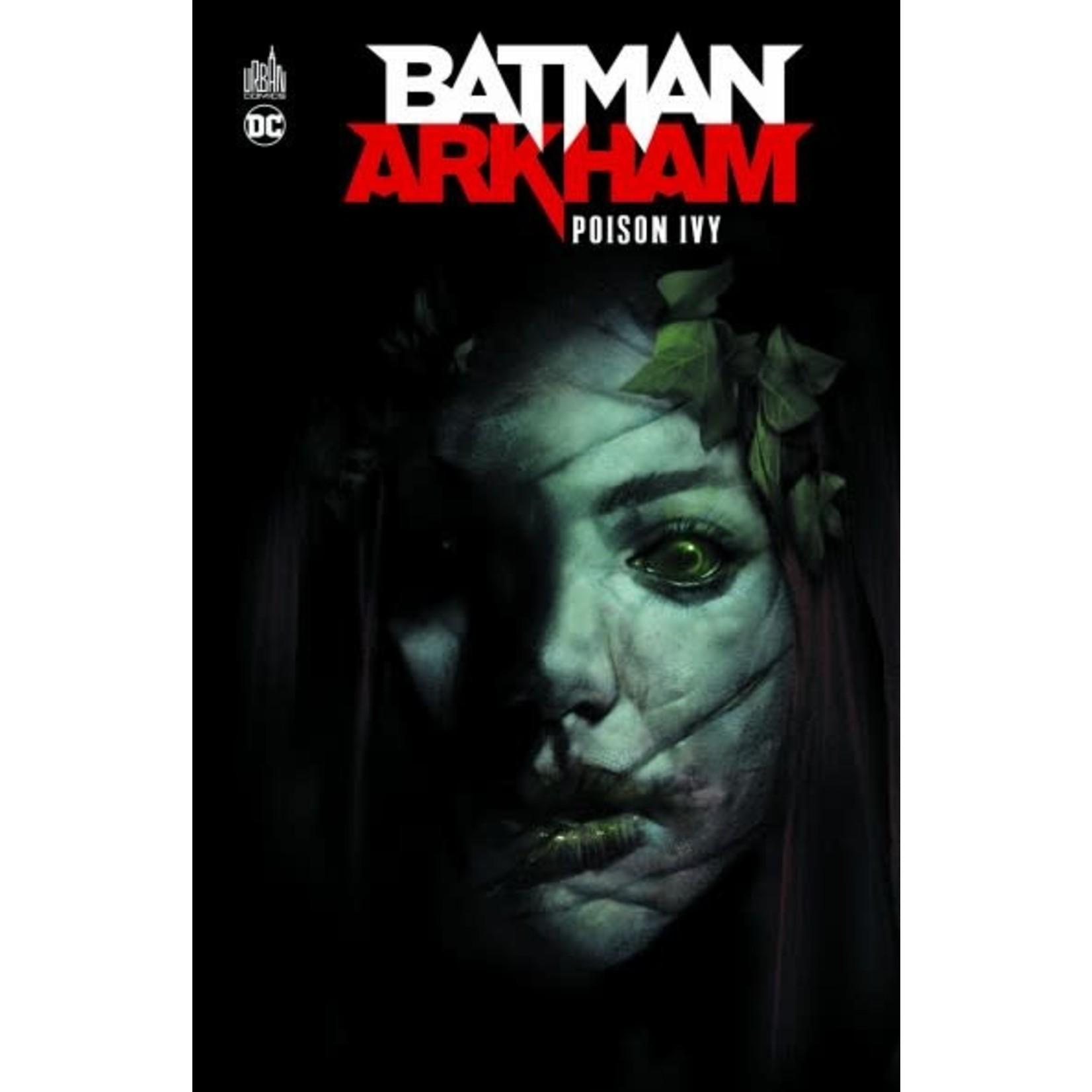 Urban Comics Batman Arkham - Poison Ivy