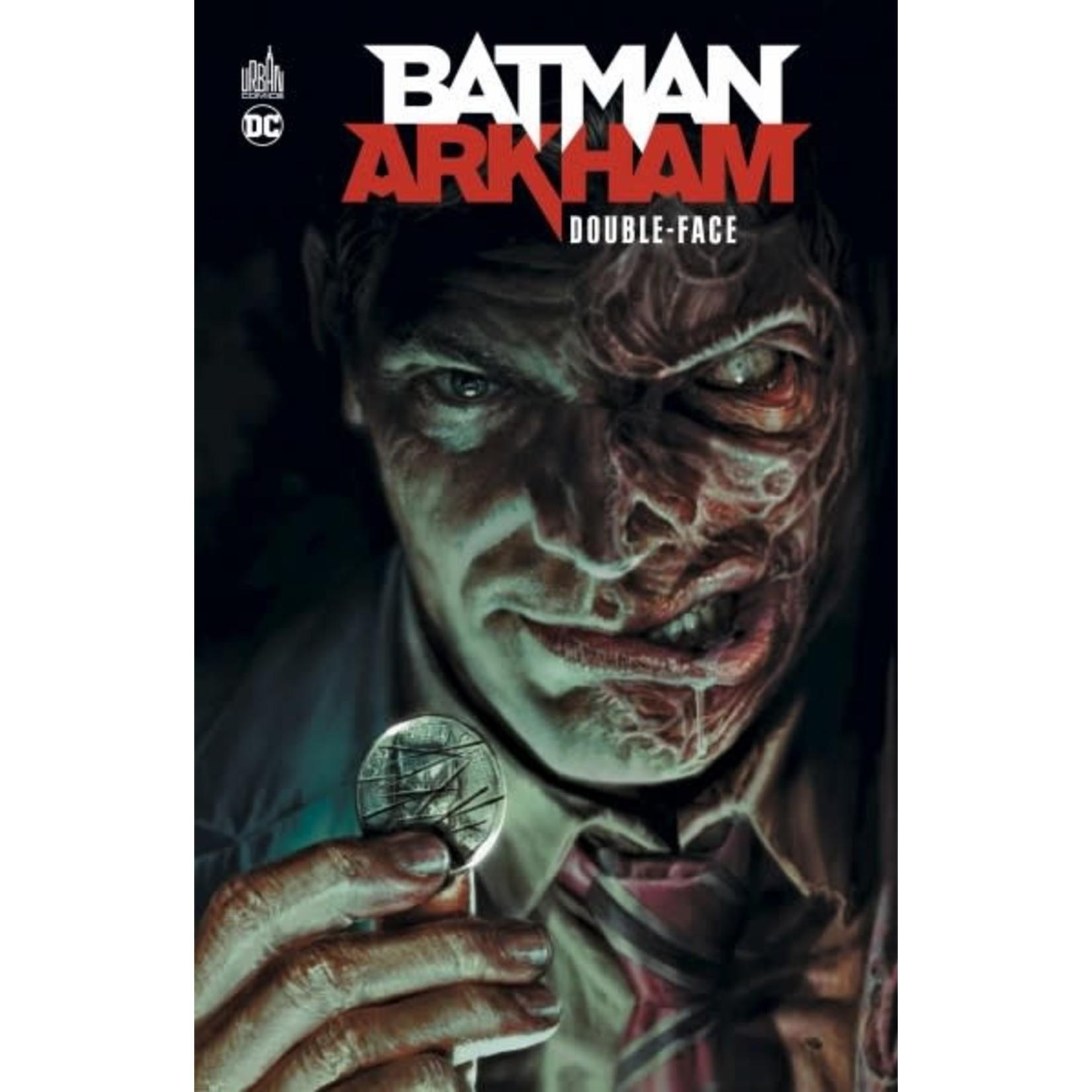 Urban Comics Batman Arkham : Double-face