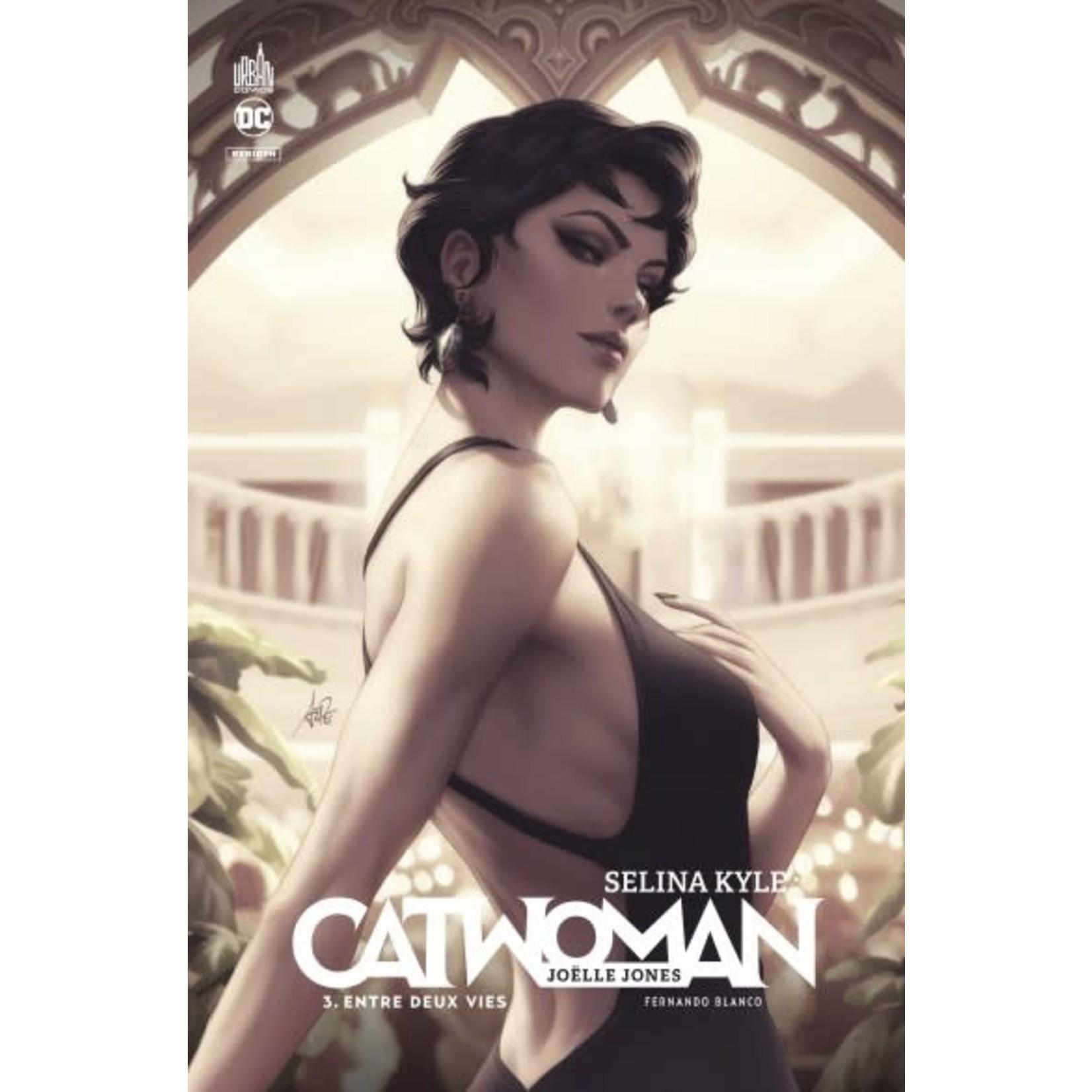 Urban Comics Selina Kyle: Catwoman - 3.entre deux vies