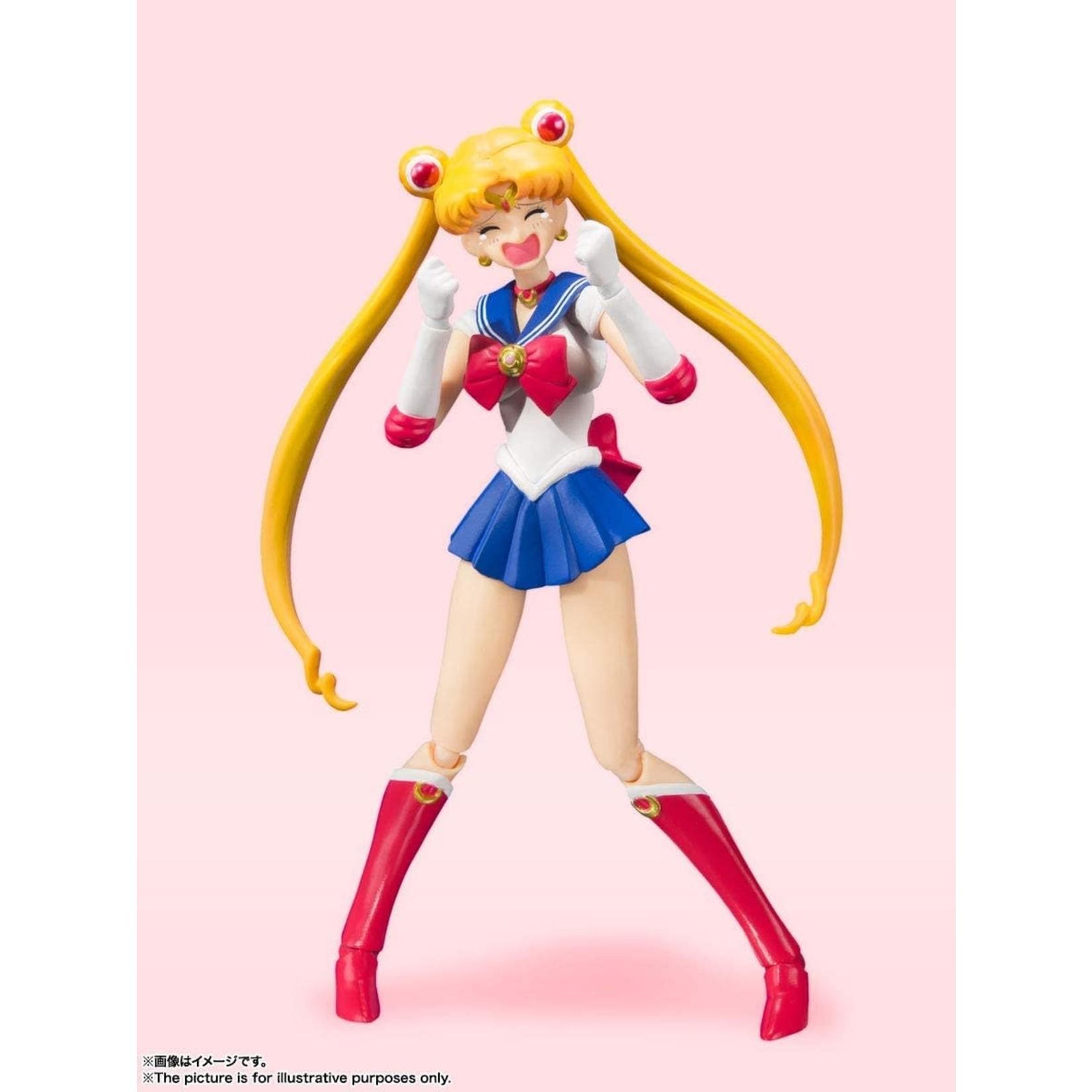 Bandai S.H.Figuarts Sailor Moon -Animation Color Edition-