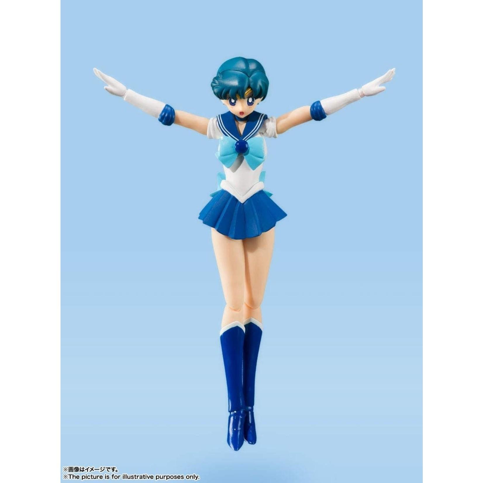 Bandai S.H.Figuarts Sailor Mercury -Animation Color Edition-
