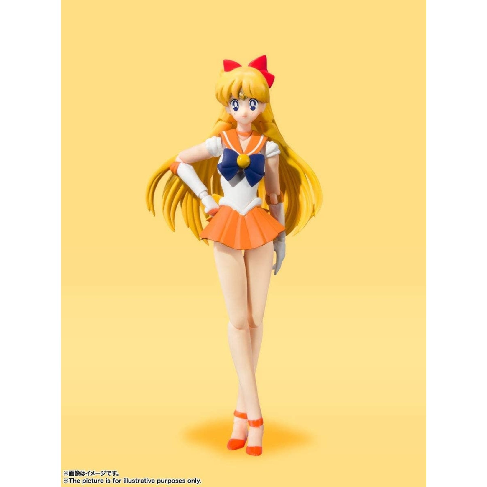 Bandai S.H.Figuarts Sailor Venus -Animation Color Edition-