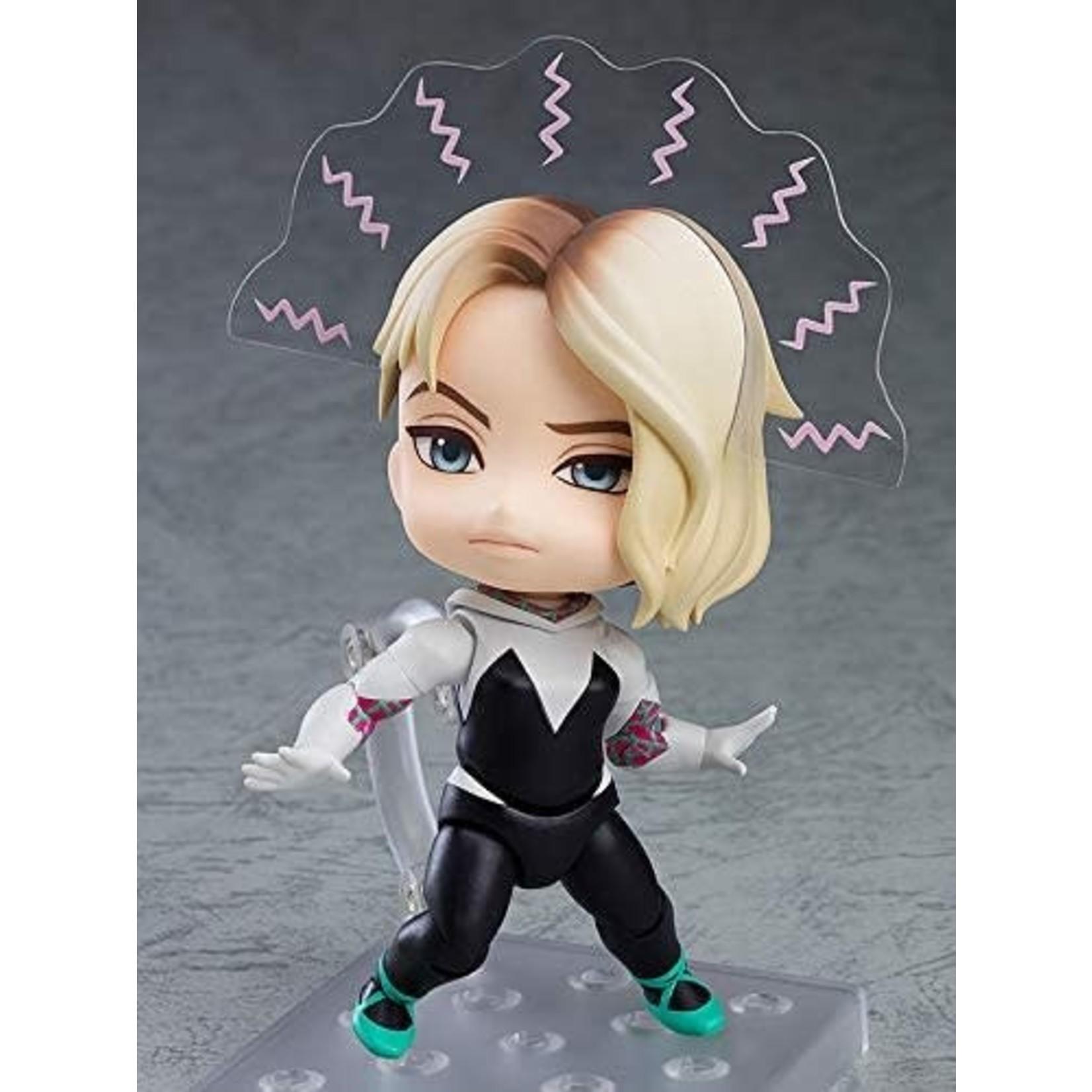 Goodsmile Company Nendoroid Spider-Gwen: Spider-Verse Ver. DX (Spider-Man: Into the Spider-Verse)