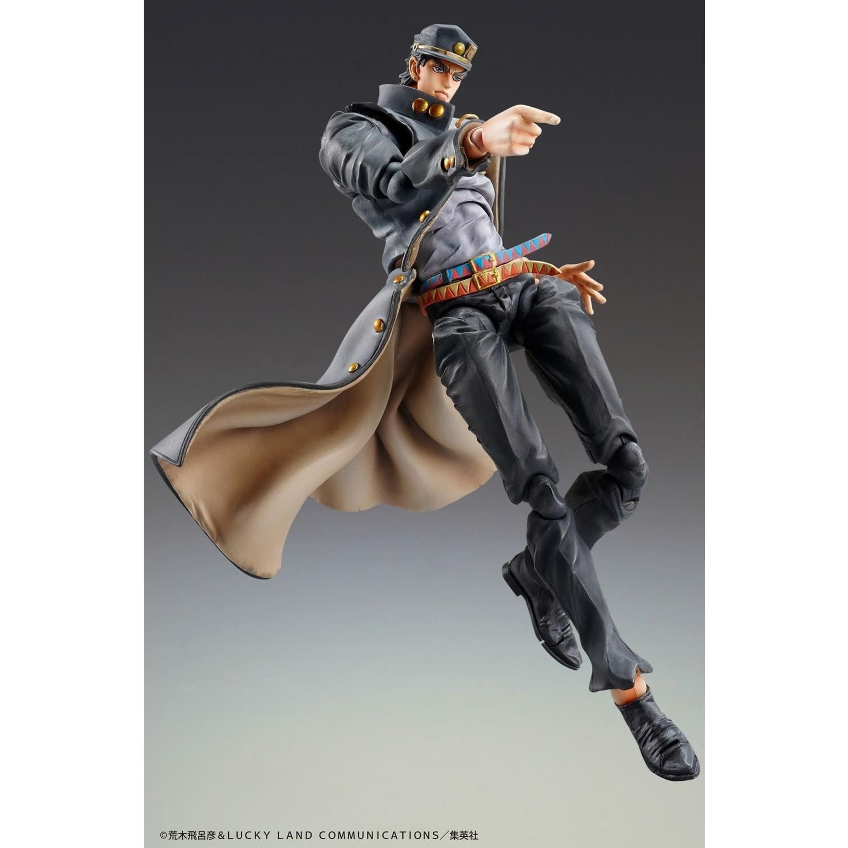 Medicos Super Action Statue: Jotaro Kujo Ver.1.5 (JoJo's Bizarre Adventure Part 3)