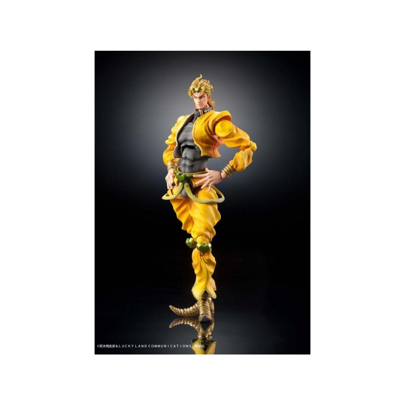 Medicos Super Action Statue: Dio (JoJo's Bizarre Adventure Part 3)