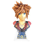 Diamond Select GENDS IN 3D GAME KINGDOM HEARTS 3 SORA 1/2 SCALE