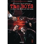 Dynamite THE BOYS TP VOL 01 NAME OF THE GAME