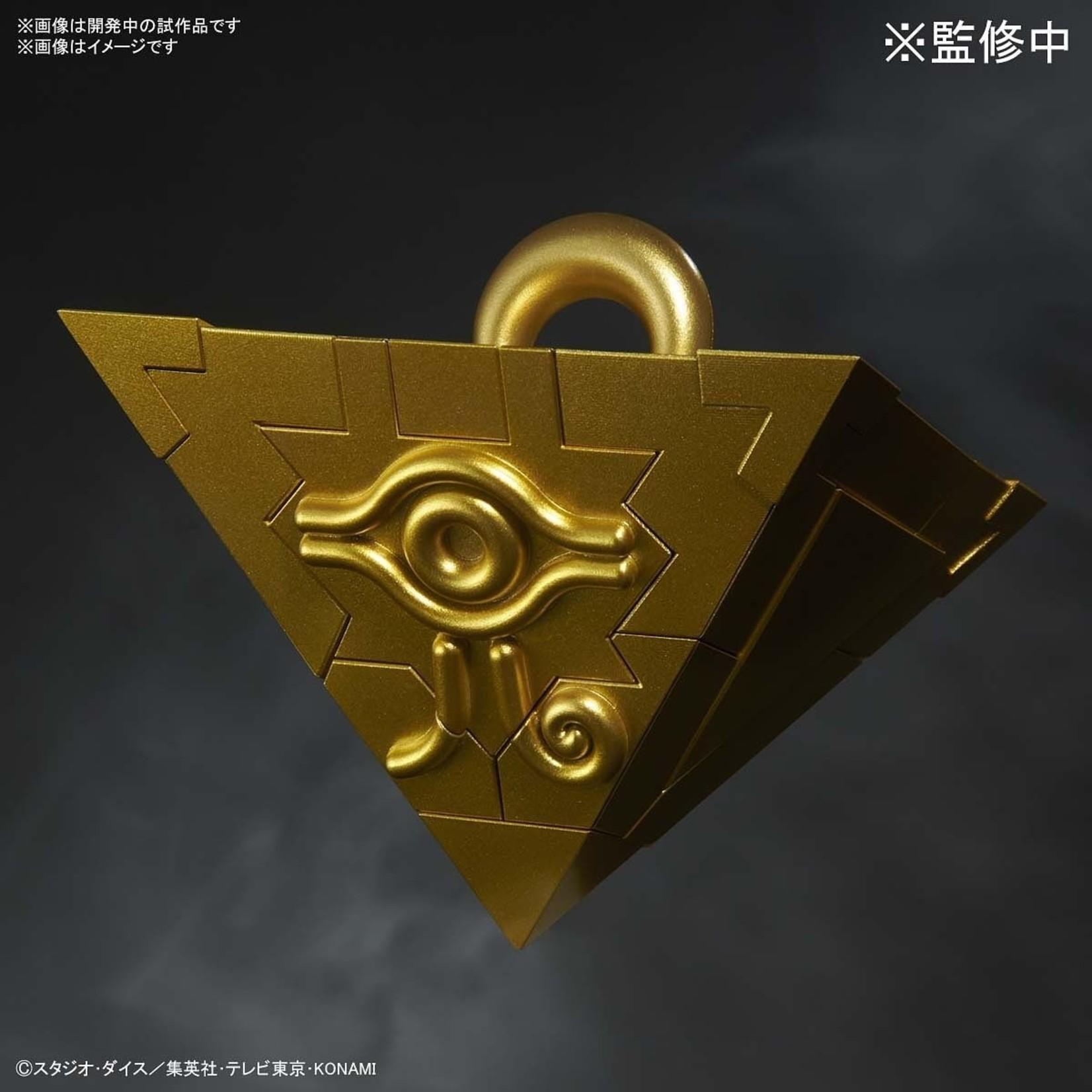 Bandai [Precommande] ULTIMAGEAR Yu-Gi-Oh - Millennium Puzzle model kit