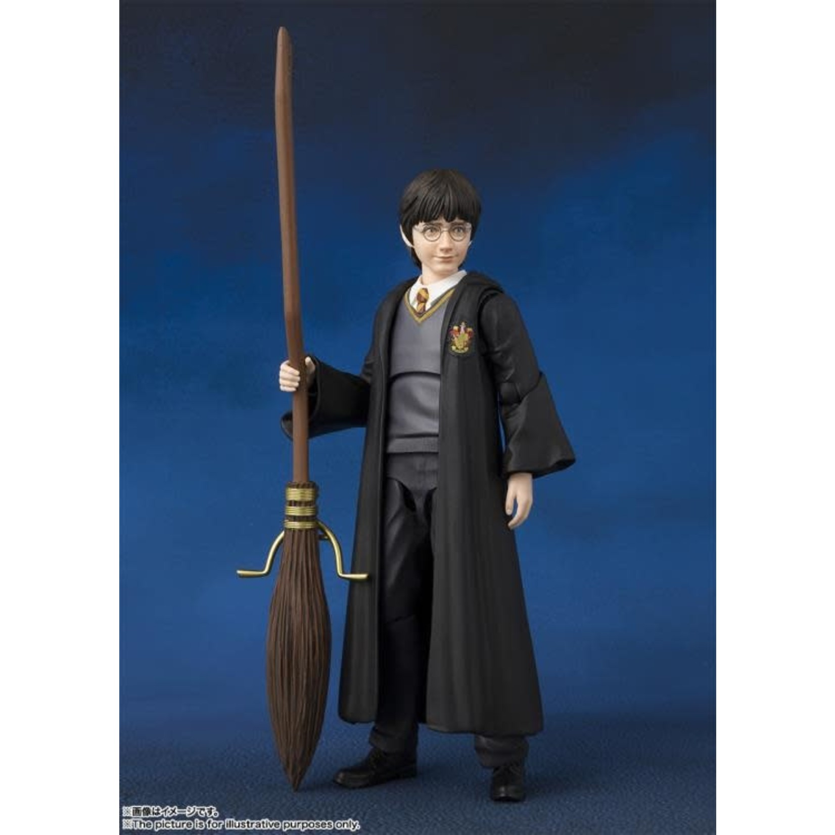 Bandai S.H.Figuarts Harry Potter (Harry Potter and the Philosopher's Stone)