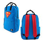 Loungefly LOUNGEFLY DC SUPERMAN SHIELD Backpack