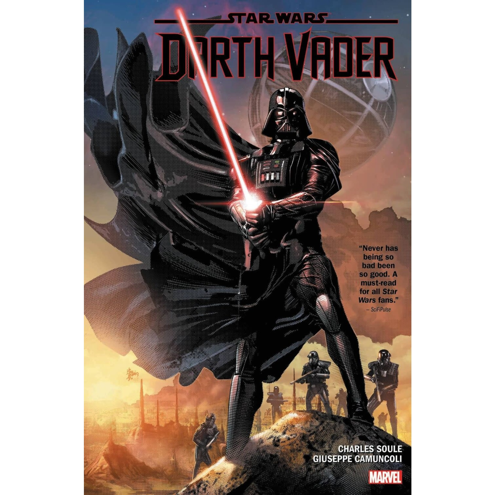 [Precommande] STAR WARS: DARTH VADER BY CHARLES SOULE OMNIBUS
