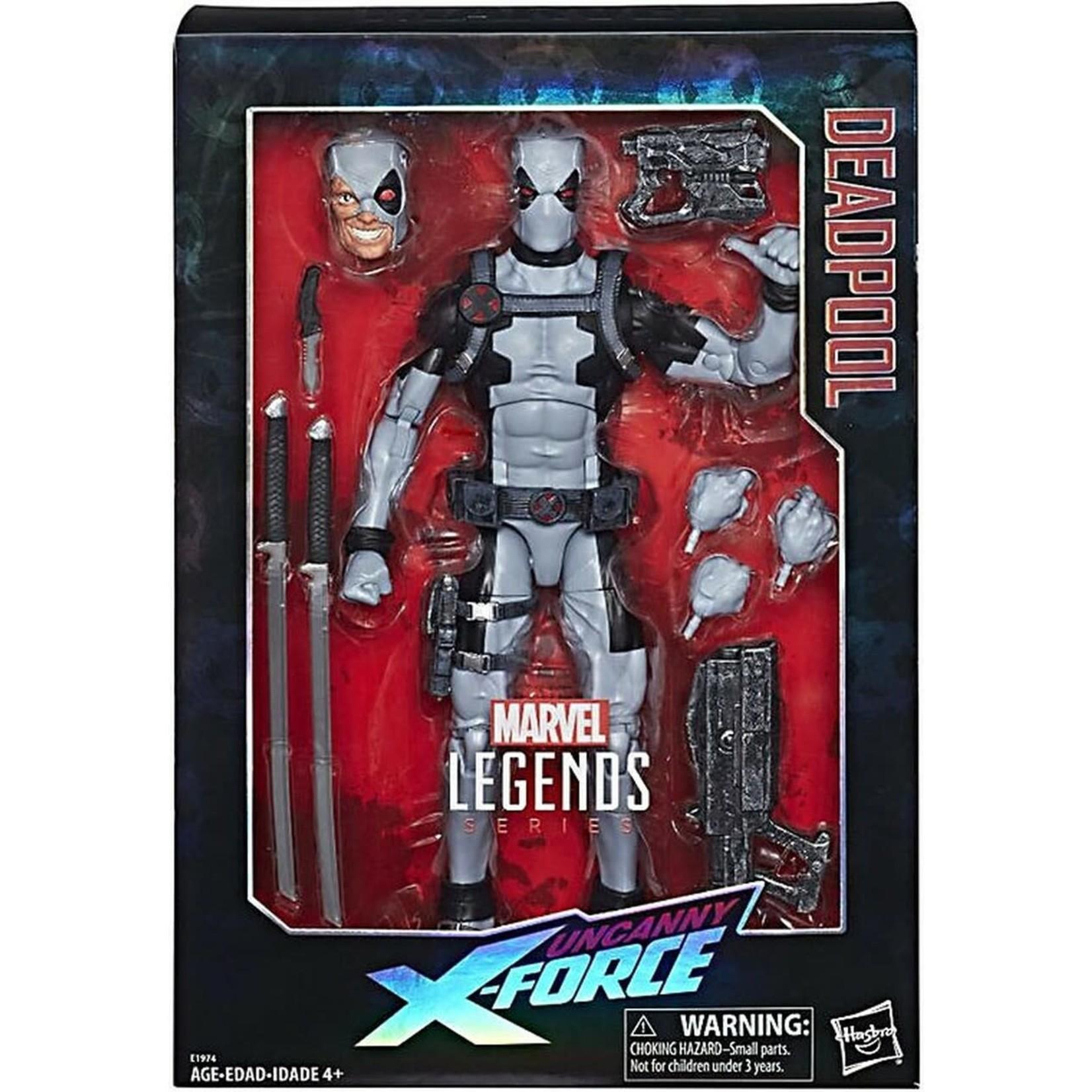 Hasbro Marvel Legends Deadpool Exclusive Deluxe Collector [Uncanny X-Men]