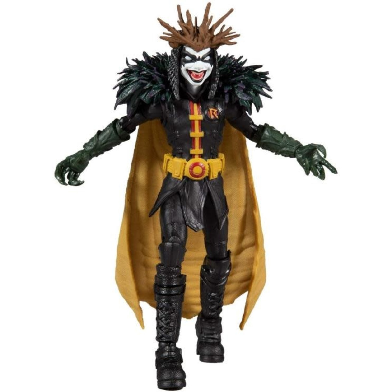 McFarlane Toys Dark Nights: Death Metal DC Multiverse King Robin Action Figure (Collect to Build: Dark Father)