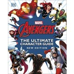 [Preorder] Marvel Avengers The Ultimate Character Guide New Edition