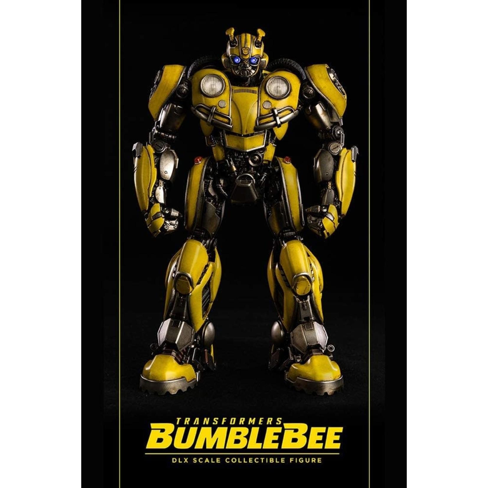 threezero Transformers Bumblebee Movie Deluxe Scale