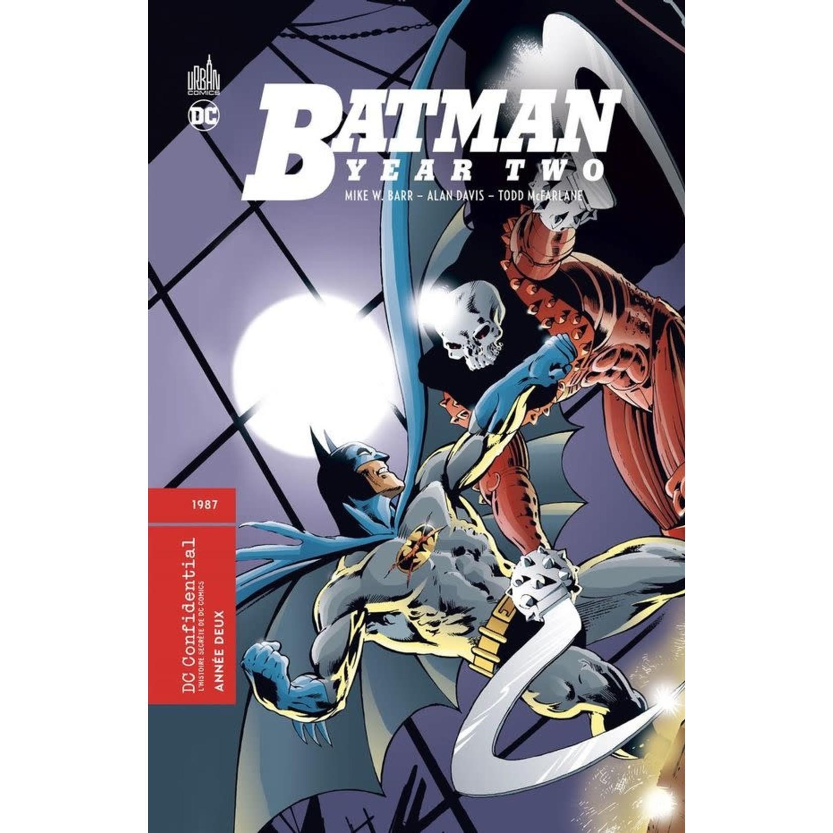 Batman Année Deux