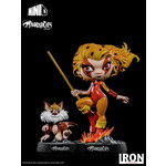 Iron Studios Iron Studios ThunderCats Cheetara and Snarf MiniCo