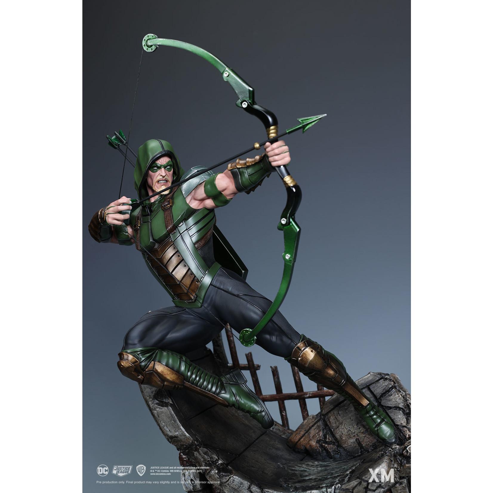 XM Studios [Preorder] XM Studios  Green Arrow - Rebirth