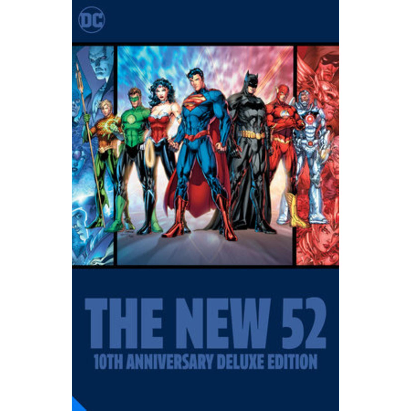 DC Comics DC Comics: The New 52 10th Anniversary Deluxe Edition
