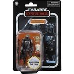 Hasbro Star Wars The Vintage Collection-  Exclusive - Din Djarin & Grogu (The Mandalorian & The Child Baby Yoda)