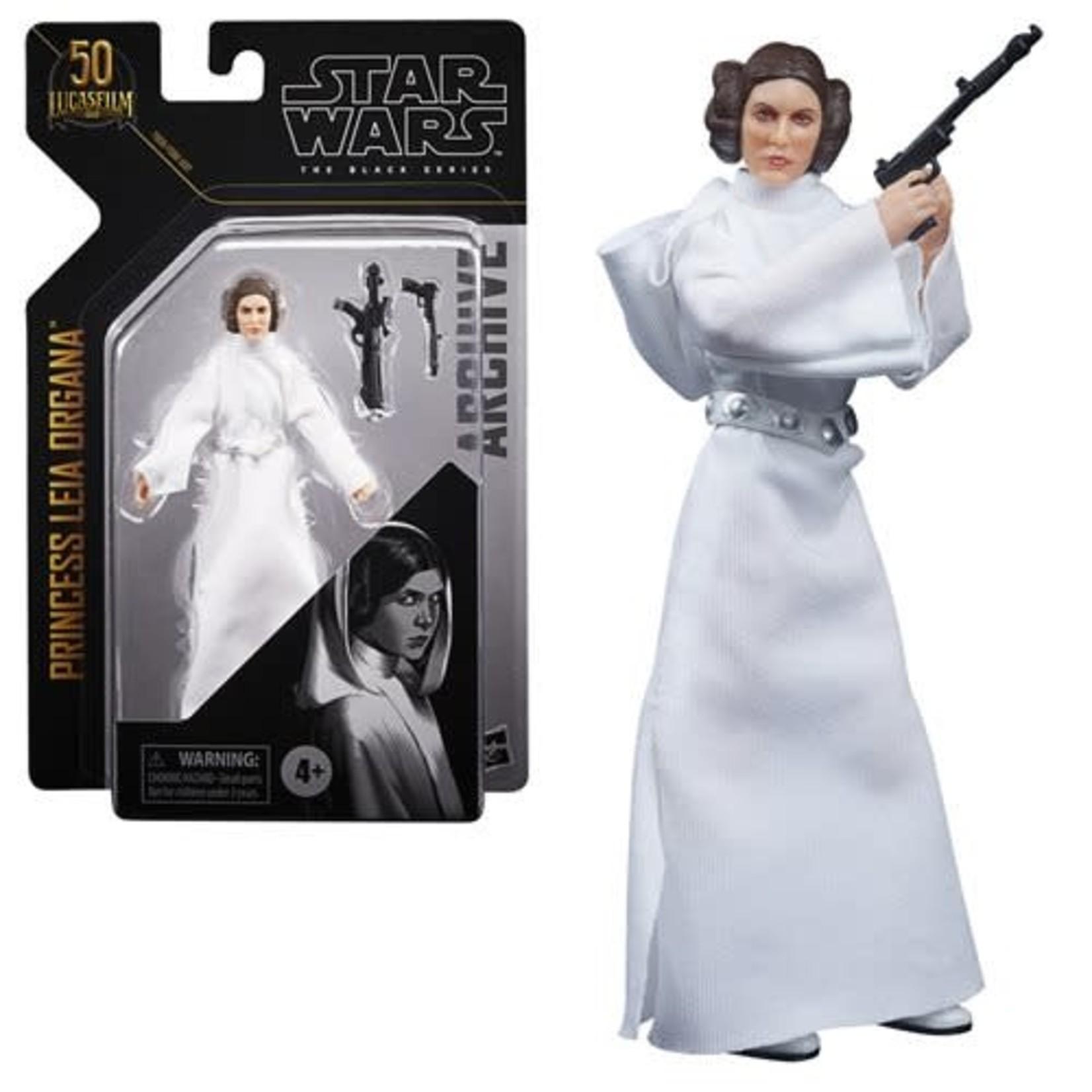 Hasbro [Precommande] Star Wars The Black Series Archive Princess Leia Organa