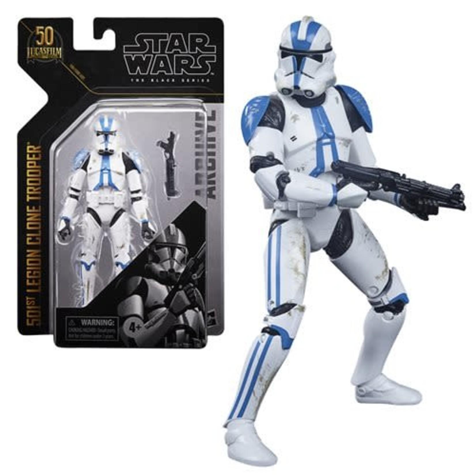 Hasbro [Preorder] Star Wars The Black Series Archive 501st Legion Clone Trooper