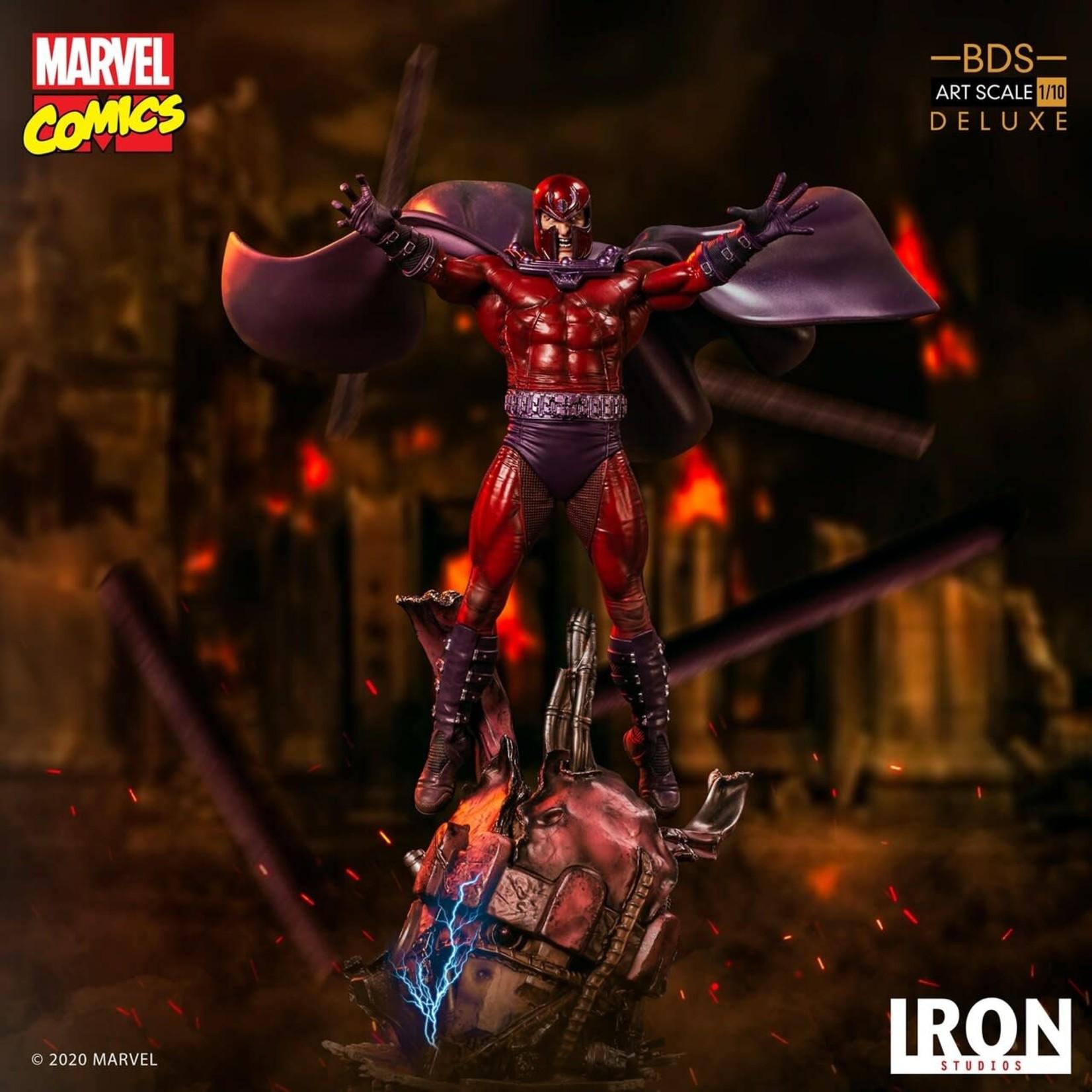 Iron Studios Iron Studios Magneto Deluxe BDS Art Scale 1/10