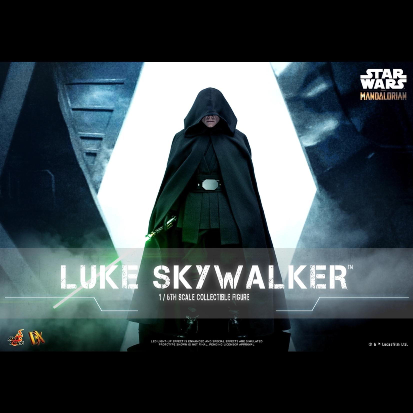 Hot Toys [Preorder] Hot Toys DX22 Star Wars: The Mandalorian™ Luke Skywalker
