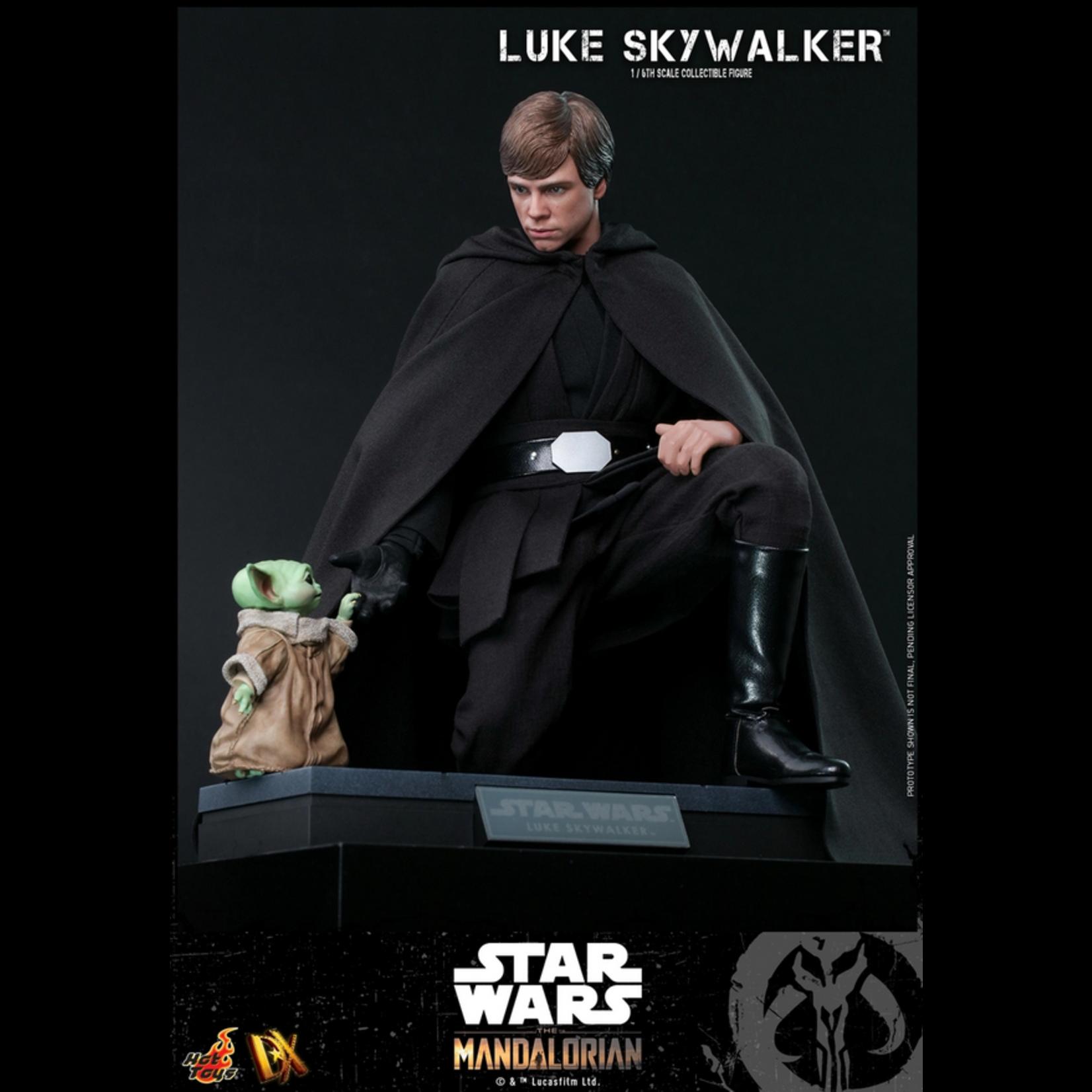 Hot Toys [Precommande] Hot Toys DX22 Star Wars: The Mandalorian™ Luke Skywalker