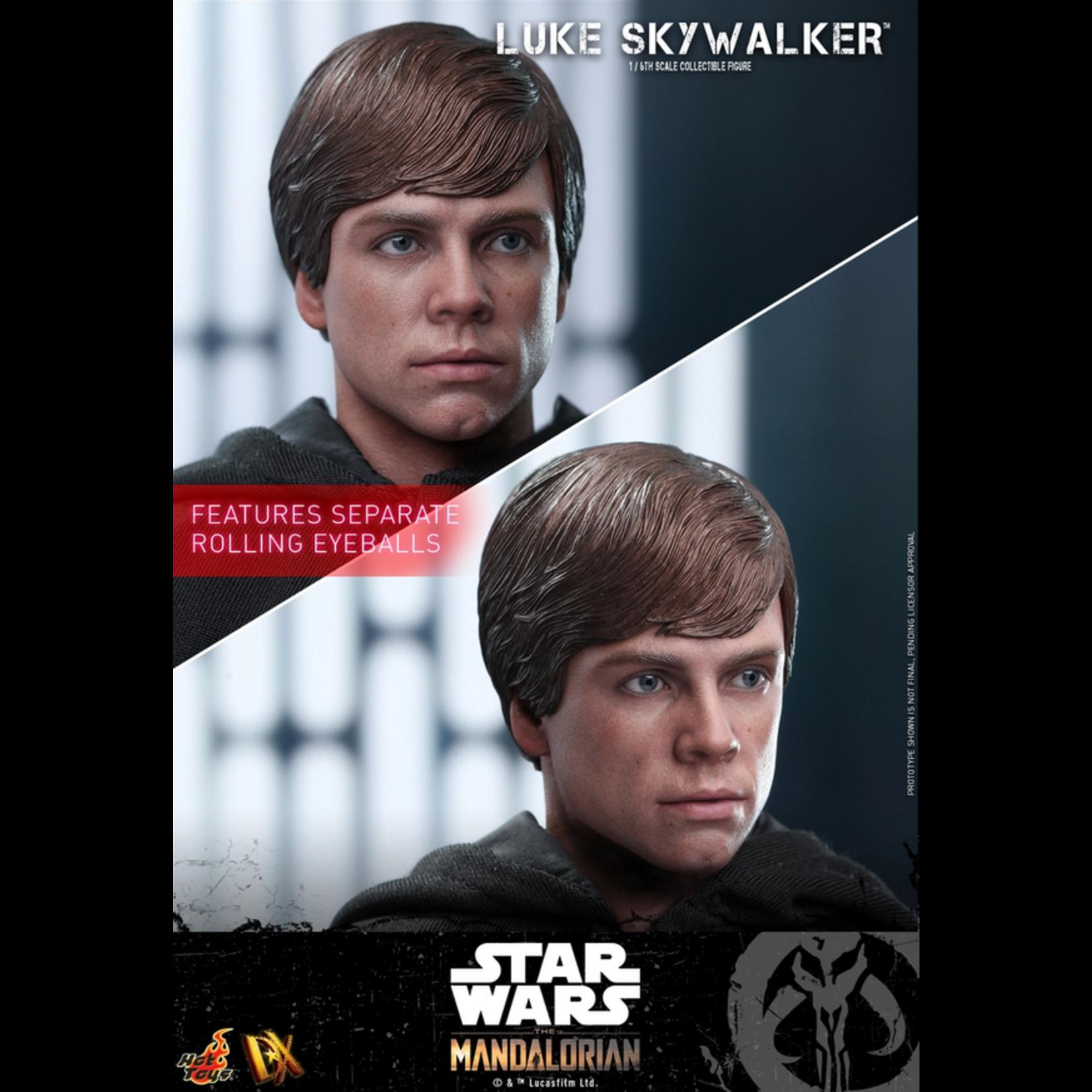 Hot Toys [Preorder] Hot Toys DX22 Star Wars: The Mandalorian™ Luke Skywalker Deluxe Version
