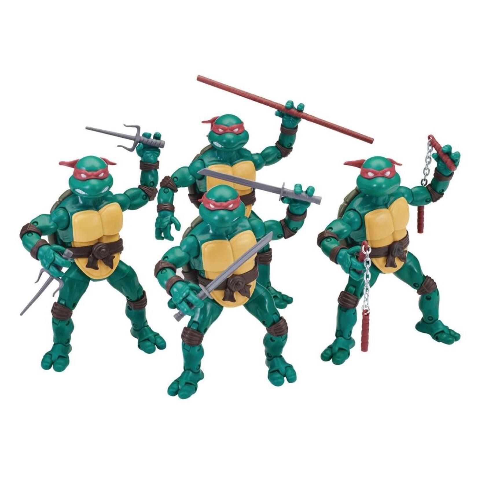 playmates TMNT Ninja Elite Series PX Previews Exclusive - Michelangelo