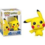 Funko POP! Games : Pokemon: Pikachu (Waving) #553